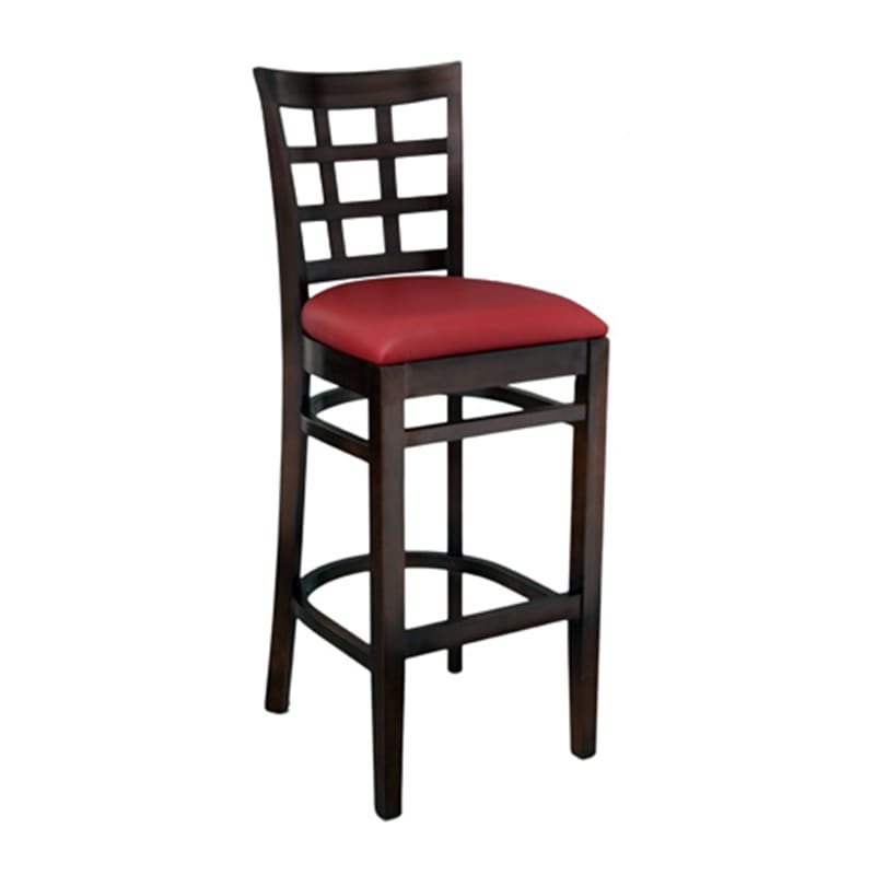Lowe Wood Bar Stool