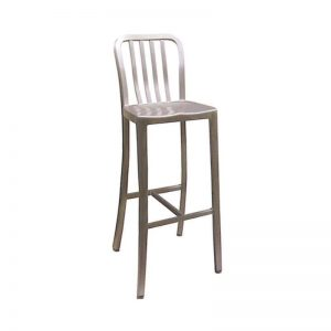 Aluminum Barstool