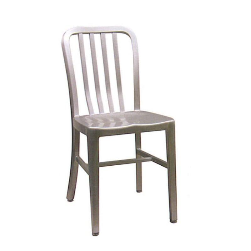 Aluminum Side Chair