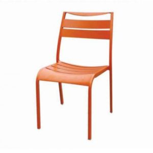 Baci Side Orange Stacker