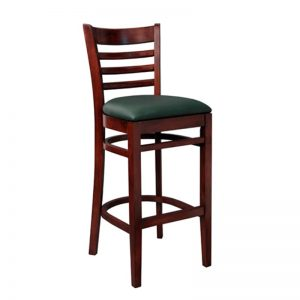 Ladder Back Barstool