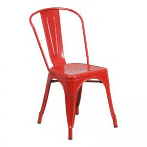Phoenix Red Chair