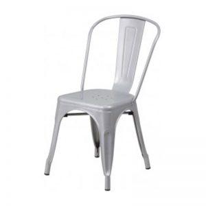 Phoenix Silver Chair