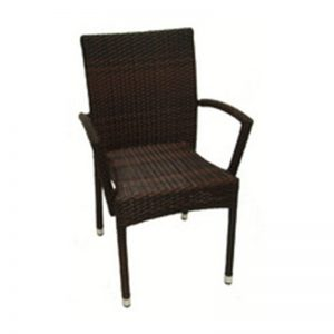 Wooven Arm chair