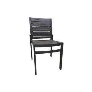 Teak-Black-and-Grey-Patio-Chair